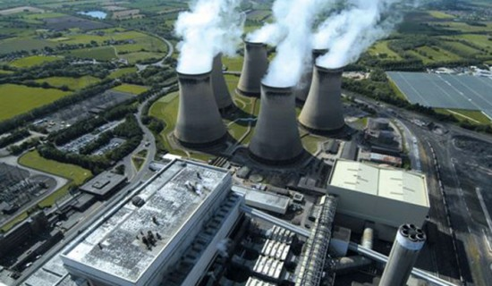 Drax Power Station, North Yorkshire