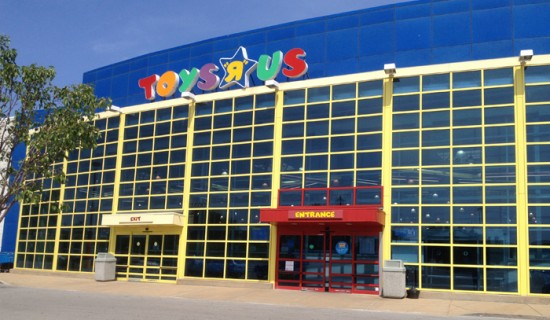 Toys 'R' Us, Stores Across the UK