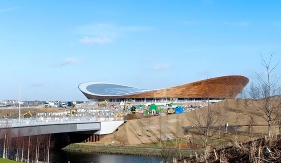 Olympic Velodrome,Queen Elizabeth Olympic Park London